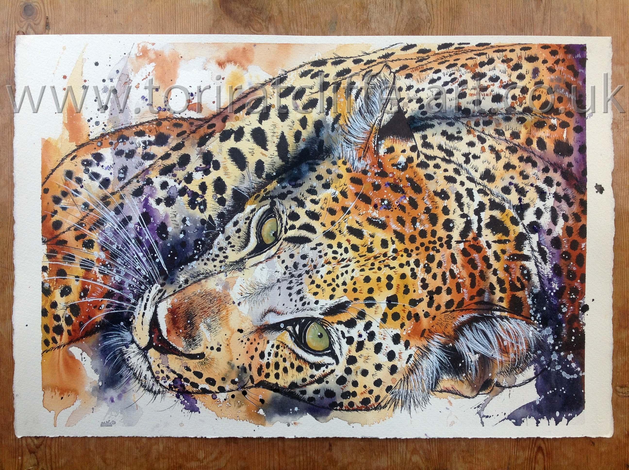 watermark leopard 2
